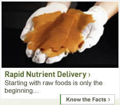 Rapid Nutrient Delivery